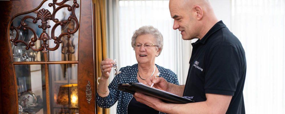 Seniorenverhuizing: van groot naar klein omgeving